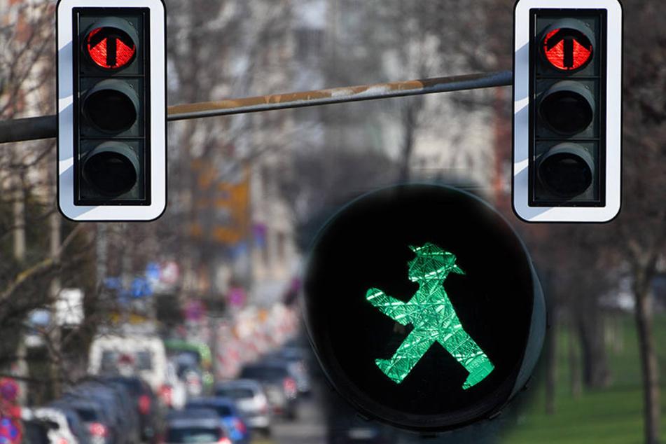 Grünes Licht! Hier soll der Verkehr bald flüssig fließen