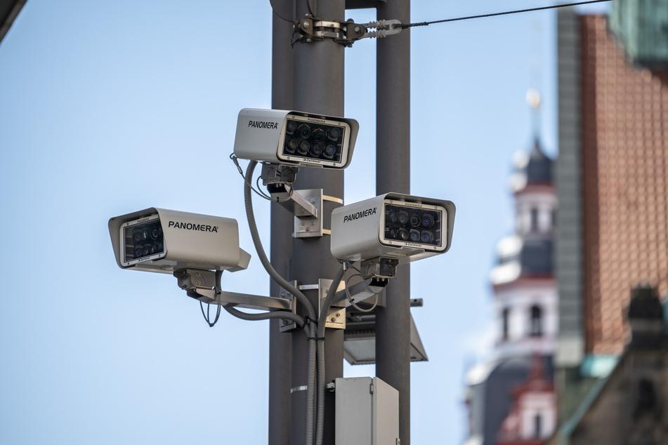 Hochauflösende Kameras haben das Geschehen in der Innenstadt im Blick.