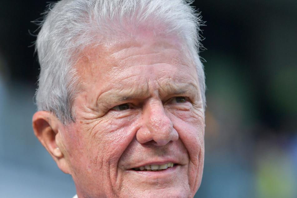 Dietmar Hopp ist Mäzen der TSG 1899 Hoffenheim und Miteigentümer von CureVac.