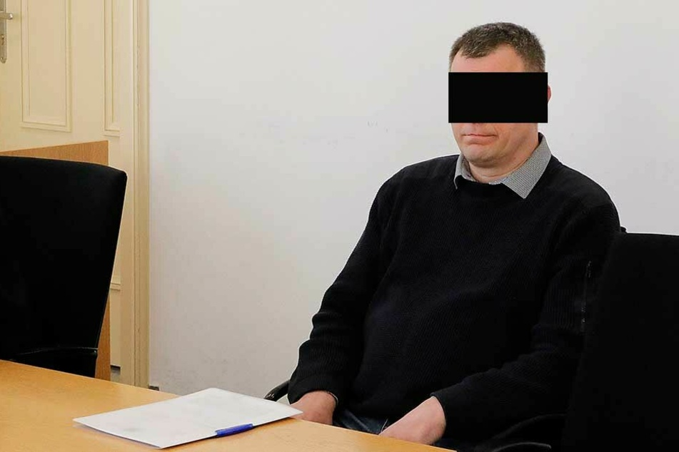 Wurde vom Vorsitzenden Richter für unschuldig erklärt: Maler und Lackierer Michael N. (43).