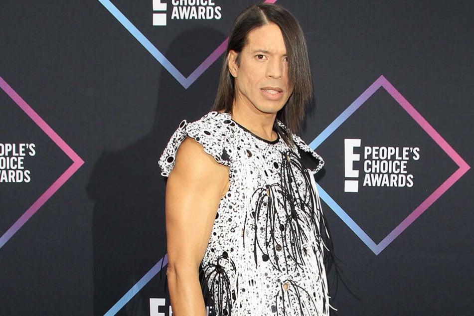 Ist für seine ausgefallenen Outfits bekannt: der kubanische Choreograf Jorge González (51).