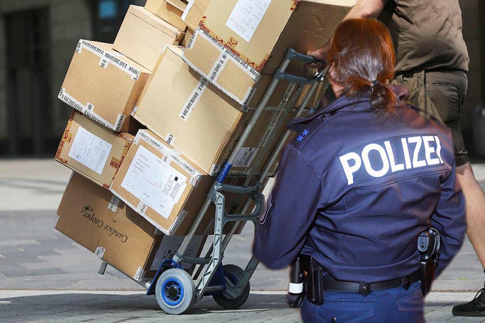 Bestialischer Gestank! Verdächtiges Paket sorgt für Polizeieinsatz