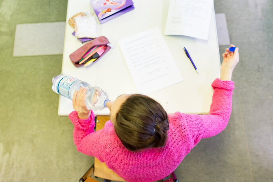 Wenn zu viele schlechte Noten dabei sind, werden Klassenarbeiten nicht gewertet.