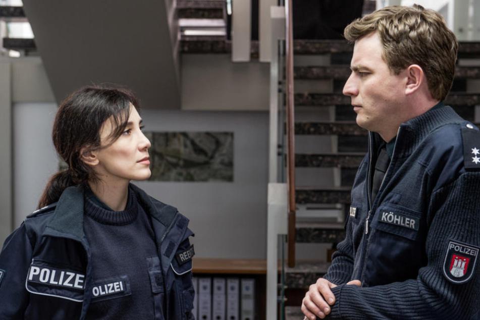 """""""Bruder - Schwarze Macht"""" - Sibel Kekilli (37) kehrt als Polizistin ins Krimi-Fernsehen zurück."""