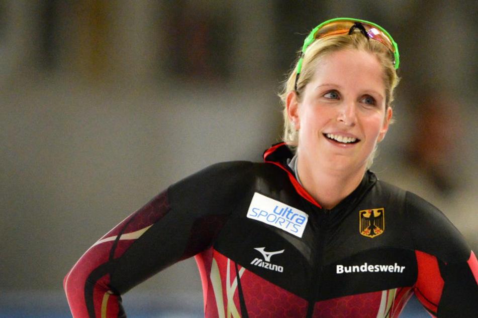 Fehlende Verbandsförderung: Eisschnellläuferin Bente Pflug beendet Karriere!
