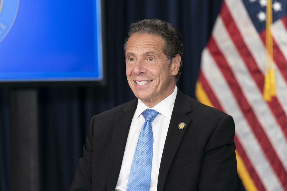 Governor Andrew Cuomo has won plaudits for his regular televised briefings during the coronavirus pandemic.