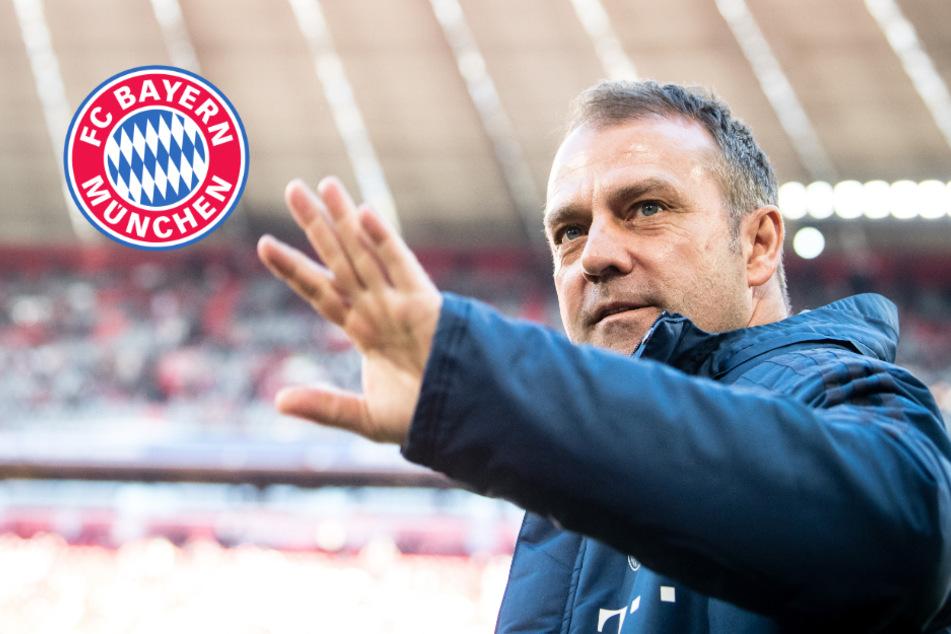 Training in der Corona-Krise: So hält Hansi Flick die Stars des FC Bayern fit