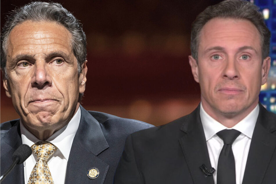 CNN's Chris Cuomo advised his brother Andrew on how to handle sexual harassment allegations