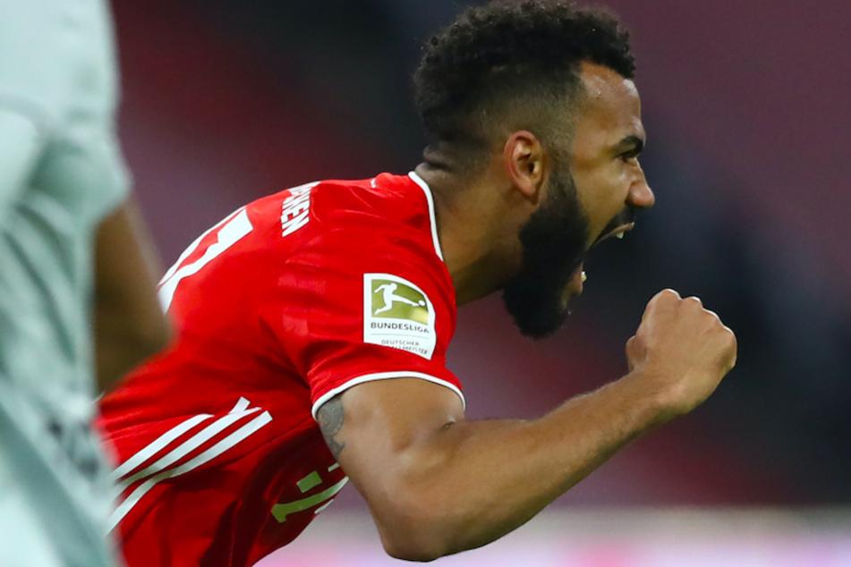 Eric-Maxim Choupo-Moting (32) spielte zuletzt mit der Nationalmannschaft Kameruns und trainiert nun wieder bei den Bayern.
