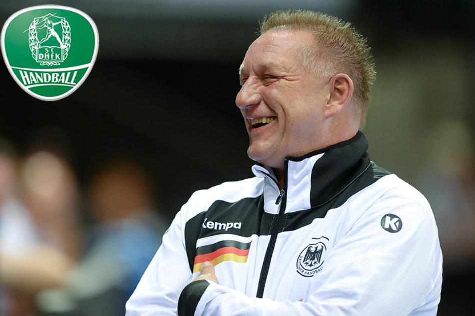 """Der 56-jährige """"Beagle"""" trainierte bislang die deutsche Frauen-Nationalmannschaft."""