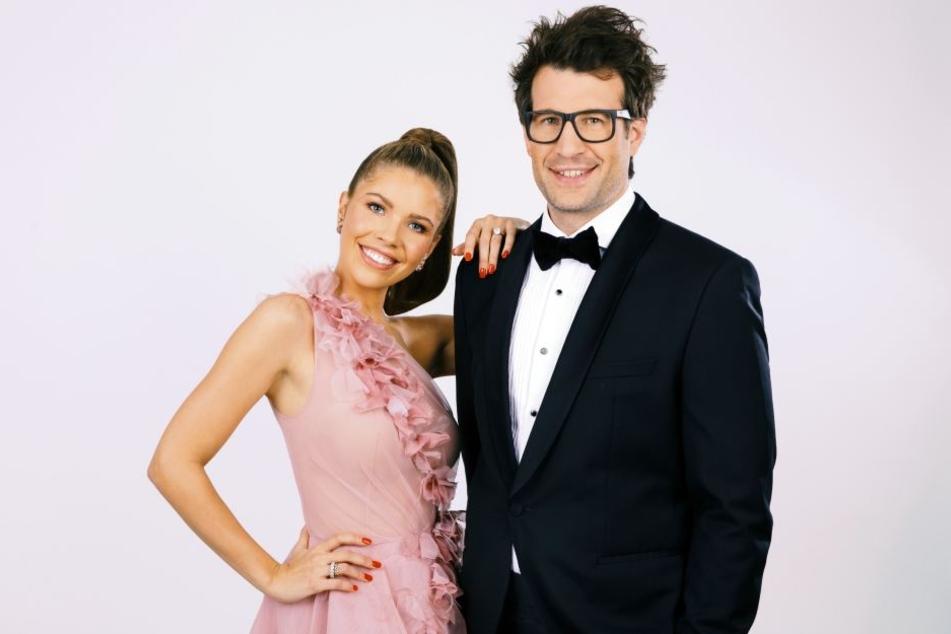 In diesem Jahr moderiert Victoria Swarovski an der Seite von Daniel Hartwich.