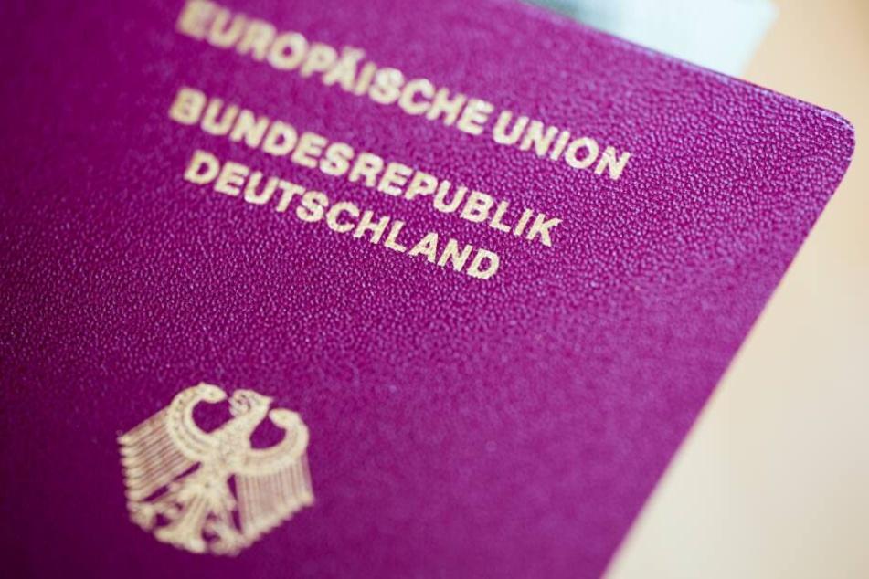 Deutschen Pass Beantragen Hamburg