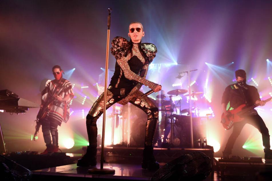 Anderer Style, andere Musik: Tokio Hotel waren erst am vergangenen Wochenende mit ihrem Summercamp auf dem Festivalgelände Ferropolis in Sachsen-Anhalt.