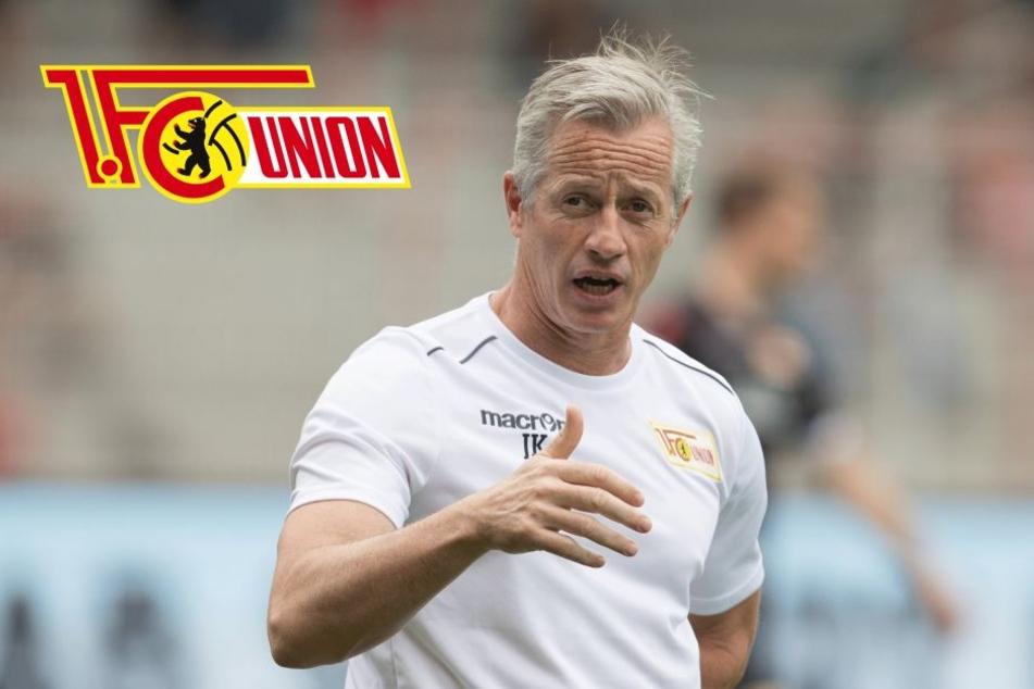 Ein Dreier zum Geburtstag: Union-Trainer Keller will Wiedergutmachung
