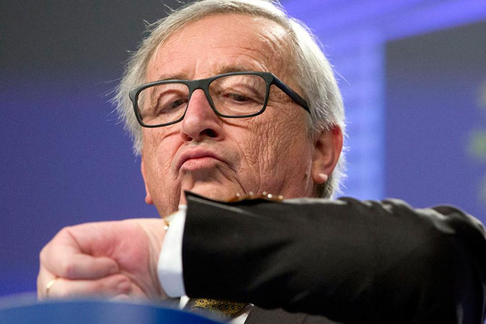 Präsident der Europäischen Kommission: Jean-Claude Juncker