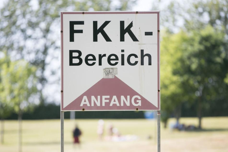 Betrunkener belästigt Badegäste an FKK-Strand