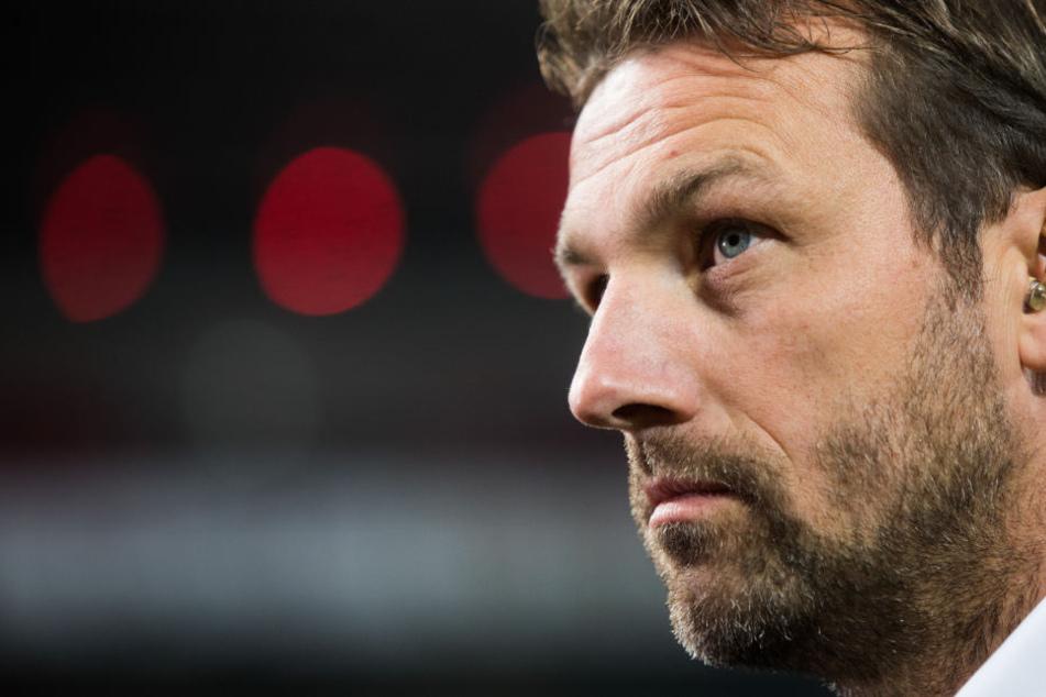 Auch Coach Markus Weinzierl fand nach dem Spiel deutliche Worte.