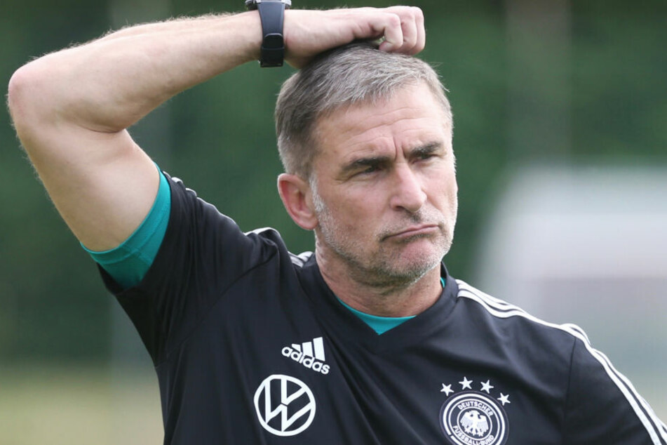 Stefan Kuntz ist mit mehreren Spieler zur Olympia-Teilnahme im Gespräch.
