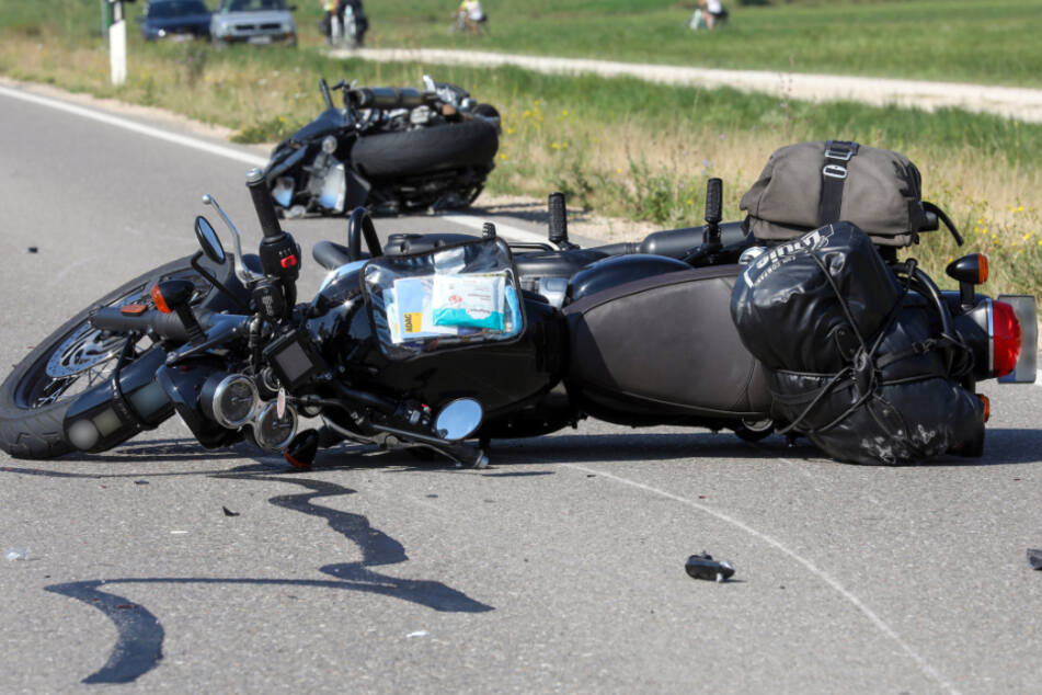 Bikerin (†38) stirbt nach Horror-Crash