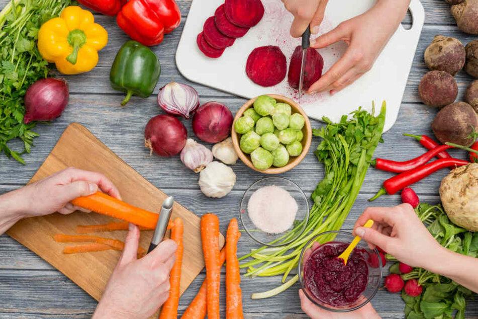 Supplemente können frisches Obst und Gemüse nicht ersetzen.