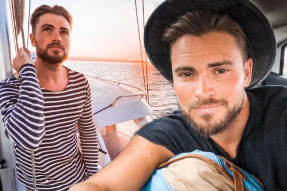 Nach Liebes-Aus: RTL-Star Johannes Haller macht Partyinsel Ibiza unsicher