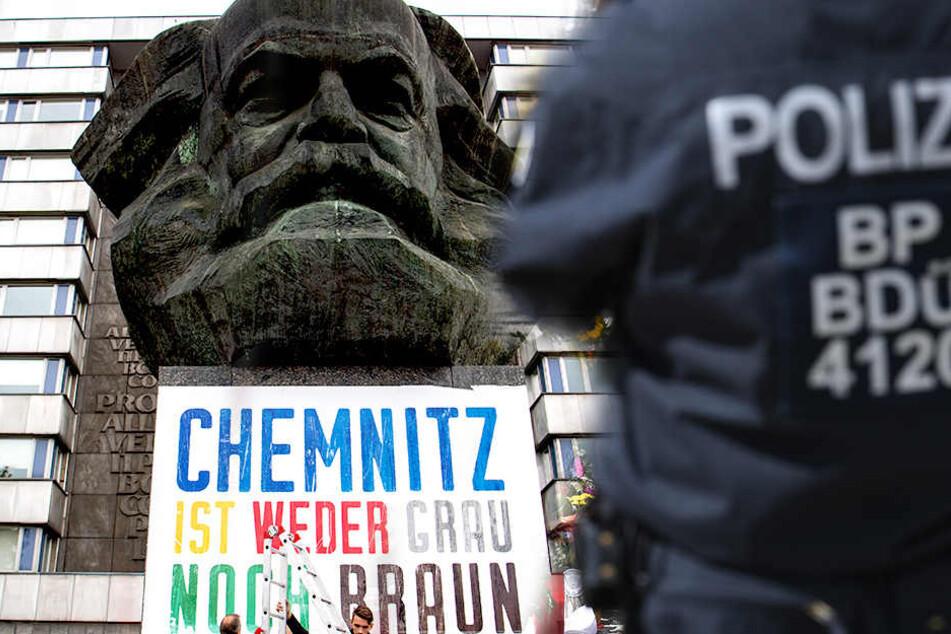 Erneute Attacke in Chemnitz (Symbolbild).