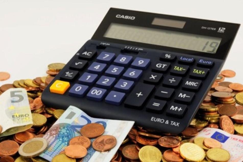 Die Sparer in Deutschland haben an Kaufkraft eingebüßt.