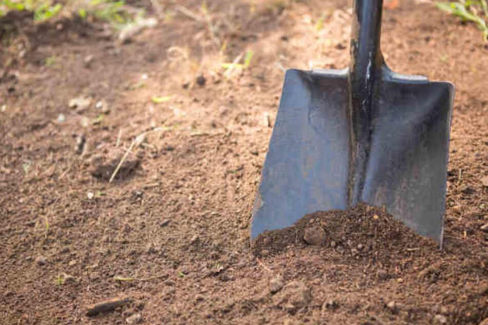 Horror-Fund: Mann vergräbt Ehefrau im eigenen Garten