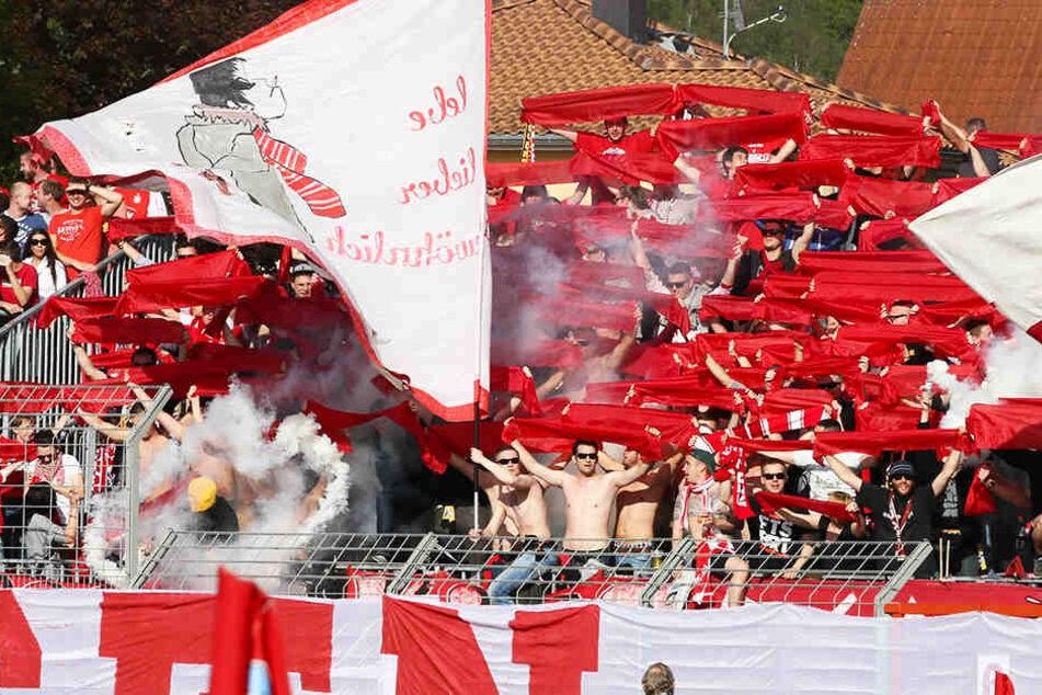 2015 war das Sportforum Sojus 31 rappelvoll, diesmal müssen die FSV-Fans nach Chemnitz fahren. Mehr als 2000 wollen ihre Mannschaft begleiten.