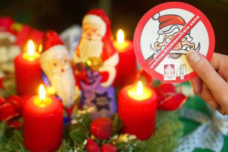 Das Bonifatiuswerk hat was gegen die Amerikanisierung der Weihnachtszeit.