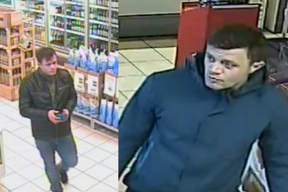 Er schlug an elf Tankstellen zu: Wer kennt diesen Verdächtigen?