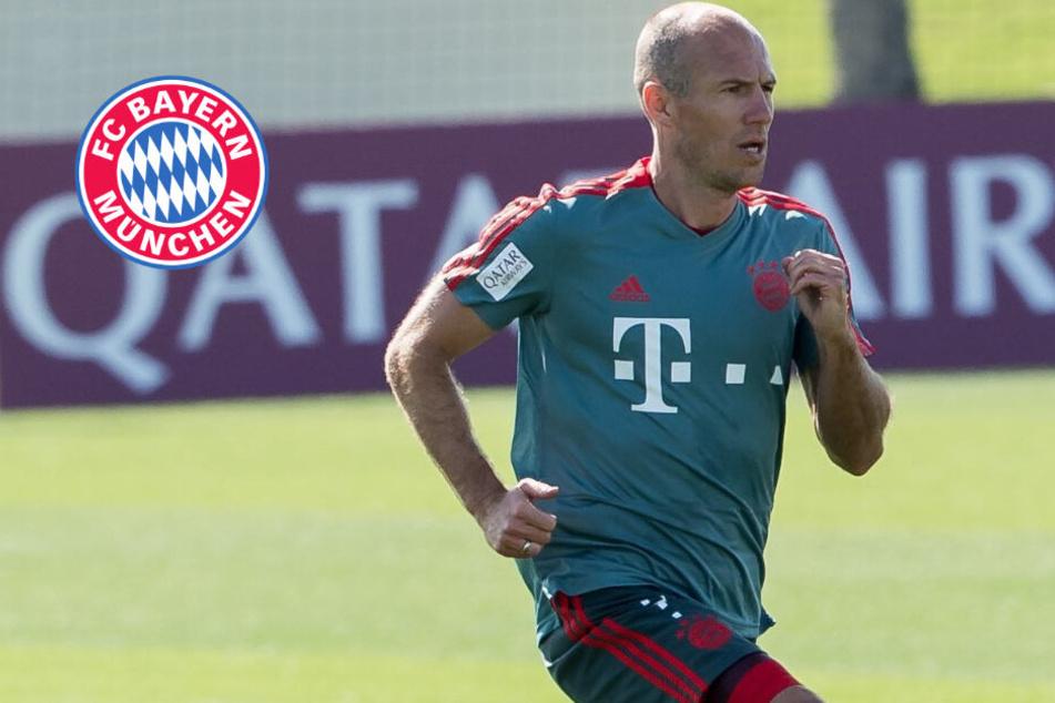 Spielt Arjen Robben nie mehr für den FC Bayern?