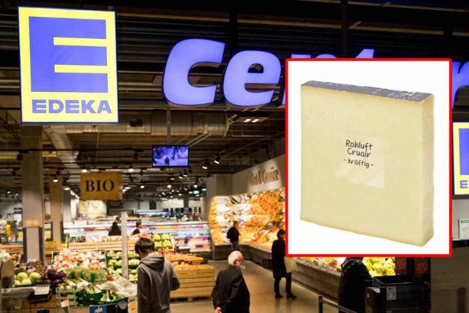 Listerien! Edeka ruft belasteten Käse zurück