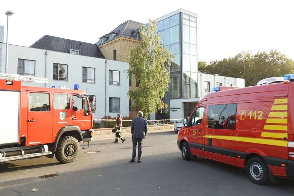 Am Montagnachmittag gingen Bombendrohungen in Altenheimen in Wurzen und Geithain ein.