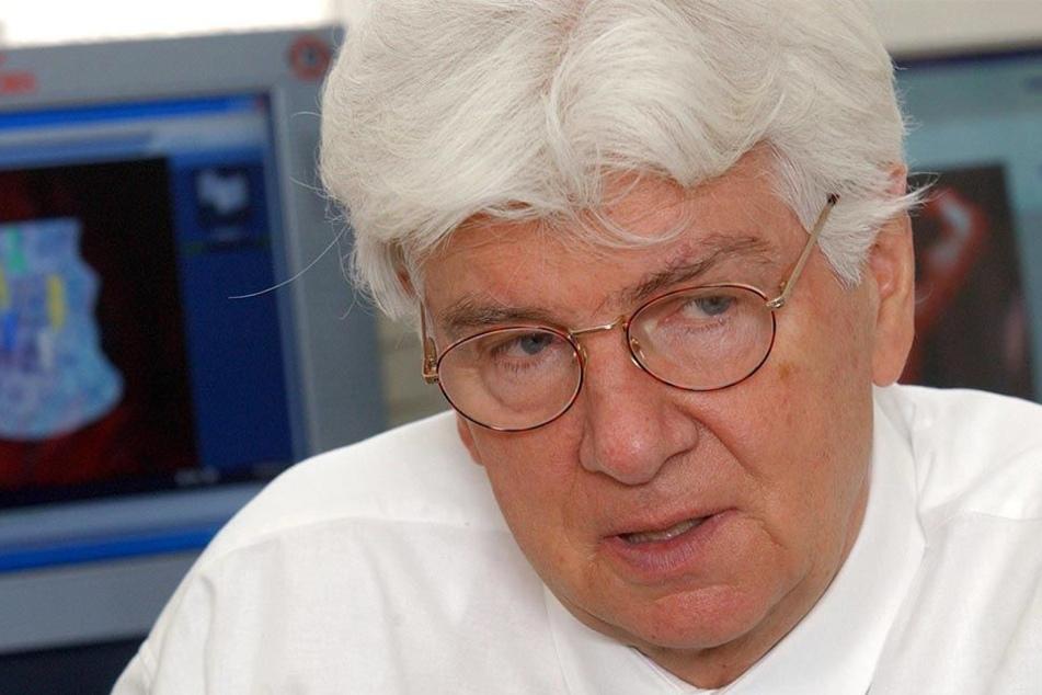 Nach Angaben der Rockefeller University erlag Günter Blobel einem langen Krebsleiden.