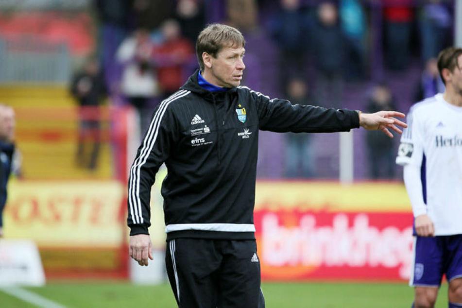 Sven Köhler reiste mit einer Notelf nach Osnabrück. Doch nicht nur das war der Grund für die Niederlage am Samstag.