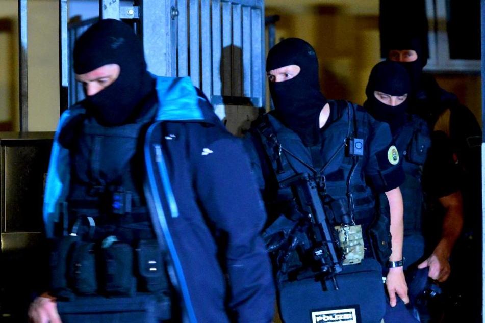 Bei einem SEK-Einsatz in Berlin-Neukölln wurde ein 21-Jähriger festgenommen (Symbolbild).