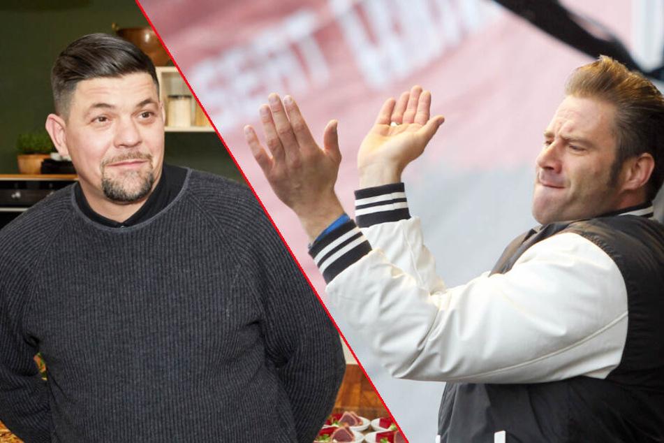 Schlag den Star: Tim Mälzer und Sasha reißen große Sprüche vor dem Duell