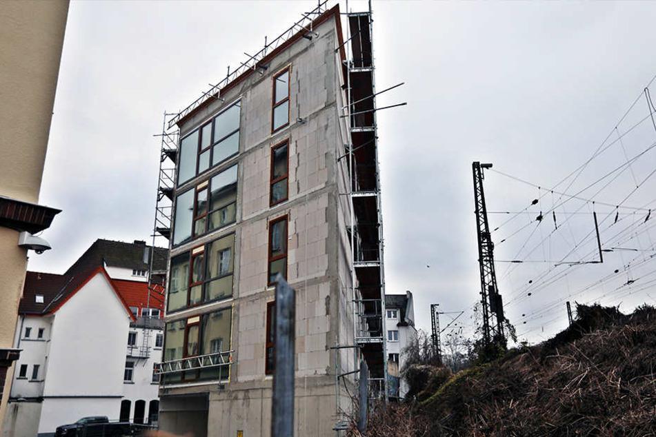 Deutsche Bahn klagt gegen Studentenwohnheim