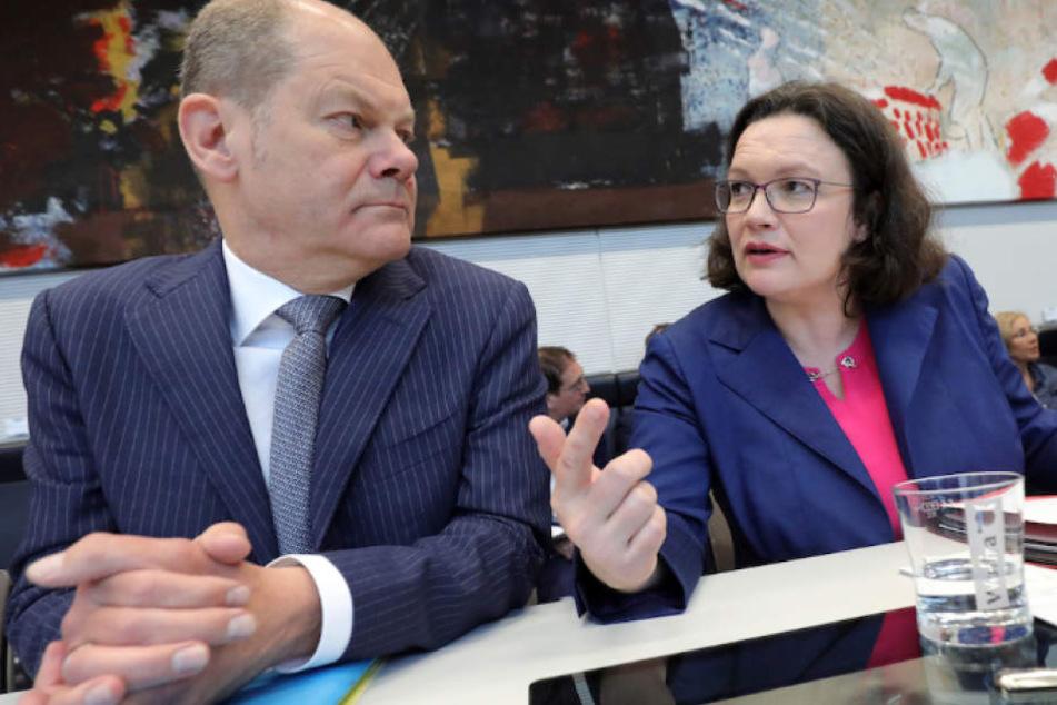 Während sich die Union zofft: SPD legt eigenen 5-Punkte-Plan für Asylpolitik vor!