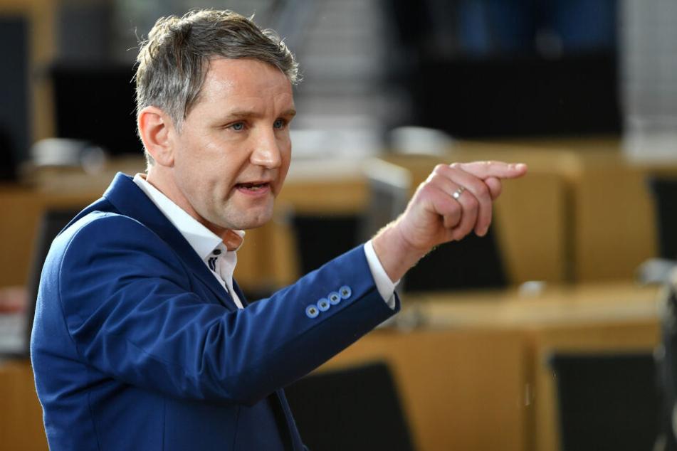 Björn Höcke wird bei 200. Pegida-Demo in Dresden mit dabei sein