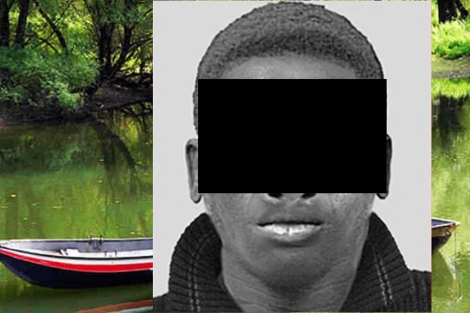 Der Mann aus Ghana wird verdächtigt, am 2. April eine Frau vor den Augen ihres Freunde vergewaltigt zu haben.