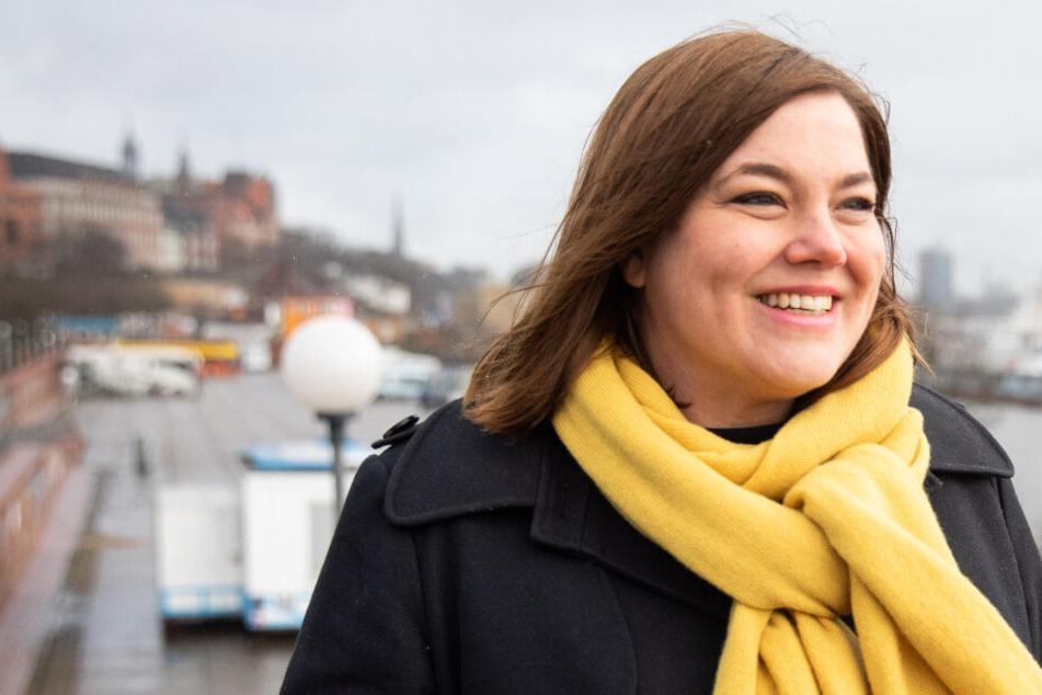 Katharina Fegebank im TAG24-Interview: Grüne wollen Geschichte schreiben