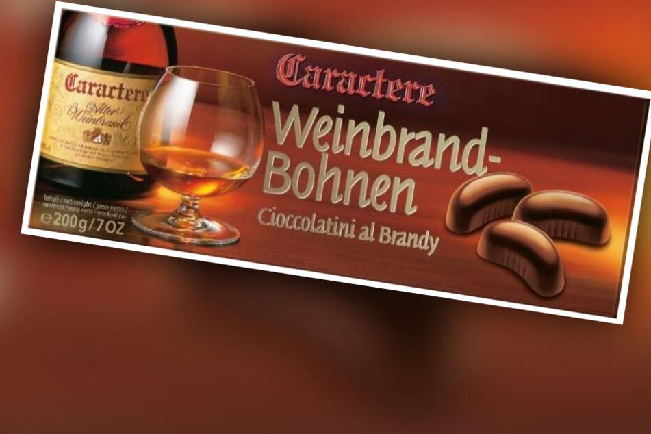 Salmonellen-Verdacht: Weinbrandbohnen zurückgerufen!