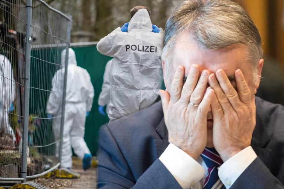 Missbrauch auf Campingplatz: Innenminister Reul mit den Nerven am Ende!