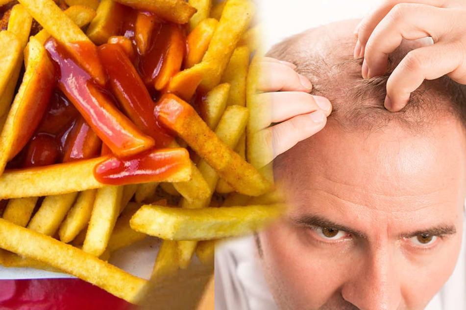 Wissenschaftler: Pommes von McDonald's könnten Haarausfall verhindern