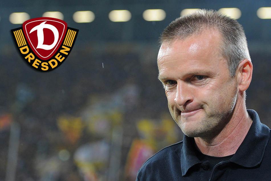 Wird dieser Ex-Dynamo-Coach die umstrittene China-Auswahl in der Regionalliga trainieren?