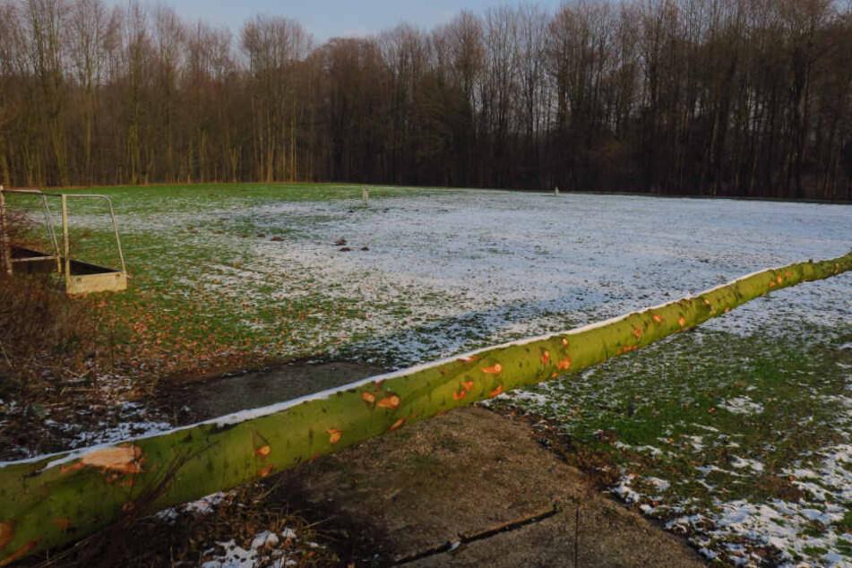 Die knapp 10.000 Quadratmeter werden von der Hockey-Abteilung des DSC genutzt.