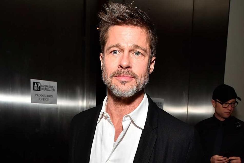 Brad Pitt ist aktuell nur noch ein Schatten seiner selbst.