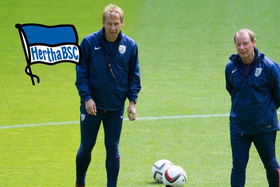 Klinsmann-Job bei Hertha BSC: So reagierte Ex-Bundestrainer Berti Vogts